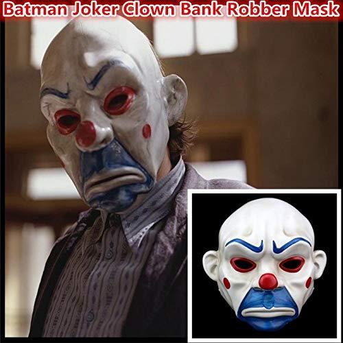Batman Mask Adult Costume Halloween Fancy Dress