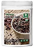Product review for Organic Cacao Nibs (1lbs) by Naturevibe Botanicals, Gluten-Free & Non-GMO (16 ounces)