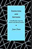 img - for Inspecting and Advising: A Handbook for Inspectors, Advisers and Teachers book / textbook / text book