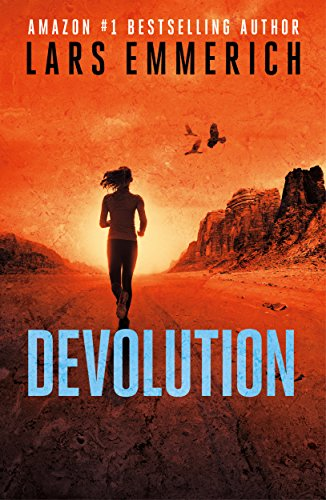 DEVOLUTION: A Sam Jameson Espionage & Suspense Thriller