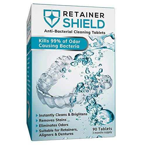 Retainer Brite Cleaning Tablets 36 Tablets Available In The Uae