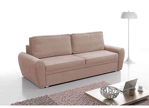 CHECO HOME AND GARDEN Sofá cama con diseño de flores, 243 cm ...