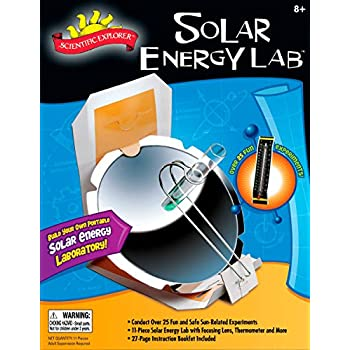 Scientific Explorer Solar Energy Kit