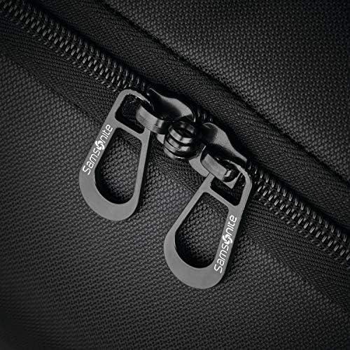 Samsonite Andante 2 Drop Bottom Wheeled Rolling Duffel Bag, All Black, 28-Inch