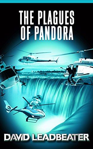 The Plagues of Pandora (Matt Drake Book ()