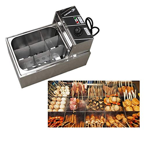Commercial Electric 9 Grid Oden Cooker Meatball Cooking Machine Kanto Cooking Machine Small Kitchen Appliance Kitchen…