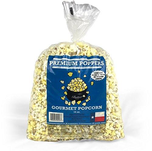 Premium Poppers Gourmet Popcorn Butter, 16 oz.