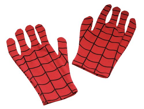 (Spider-Man Gloves Costume Accessory )