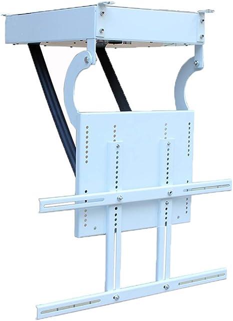 WEHOLY Herramienta Cocina Hogar Industria Motorizada Ceiling Soporte para TV con Control Remoto Soporte Elevador para TV LCD eléctrico para TV de Plasma/ TV LCD de 32 a 75 de Alta Resistencia: Amazon.es: