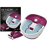 Revlon RVFB7021P - Bañera de hidromasaje para pies, Pediprep Pedi Spa, color violeta