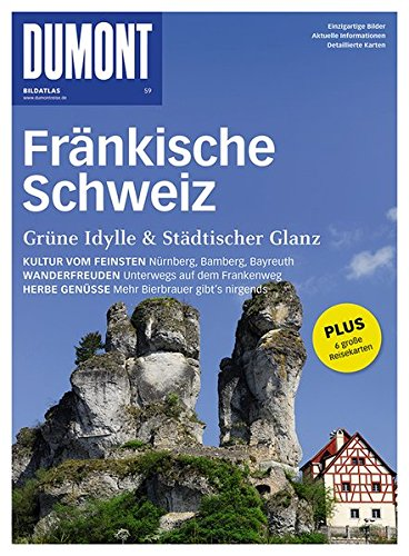 DuMont Bildatlas Fränkische Schweiz
