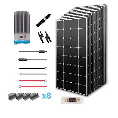 Renogy 800 Watt 12 Volt Solar Premium Kit