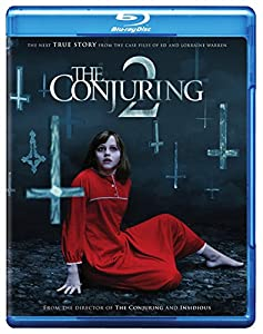 Cover Image for 'Conjuring 2 (Blu-ray + Digital HD)'