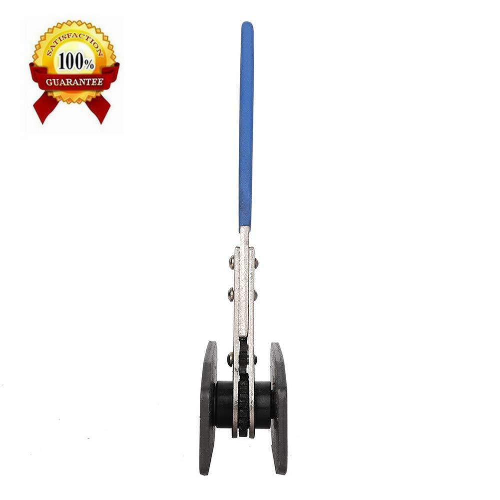 Chic-Micky Brake Caliper Tool,Brake Caliper Press Ratchet 360 Degree Adjustable Car Ratchet Brake Piston Caliper Wrench Spreader Tools