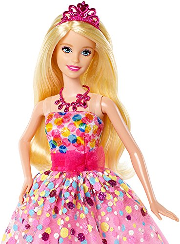 Barbie Birthday Doll Buy Online In Uae Toys And Games