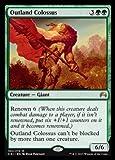 Magic: the Gathering - Outland Colossus (193/272) - Origins