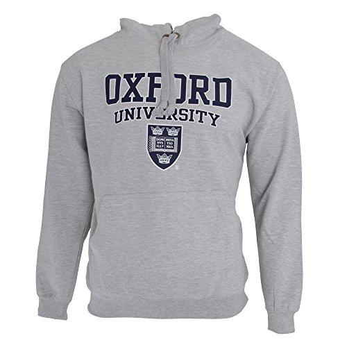 Capuche University Sweatshirt Oxford Bordeaux Imprimé Homme À TO4xUq7