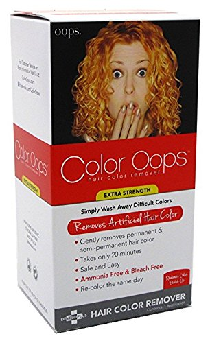 Color Oops Extra Strength Hair Color Remover - 3PC