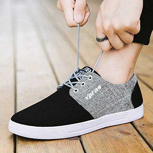 ランニングシューズ スニーカー レディース メンズ ジョギングシューズ 運動靴 軽量 防水 通学靴 [春の屋] メンズカジュアルシューズ通気性フラットシューズスポーツシューズ学生キャンバスシューズ