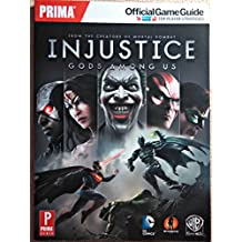INJUSTICE: GODS AMONG US (VIDEO GAME ACCESSORIES)