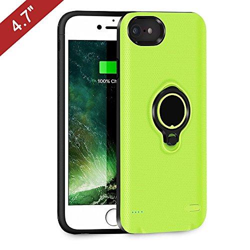 iPhone 6/6s/7 Battery Case, QueenAcc 2500mAh Portable Batter