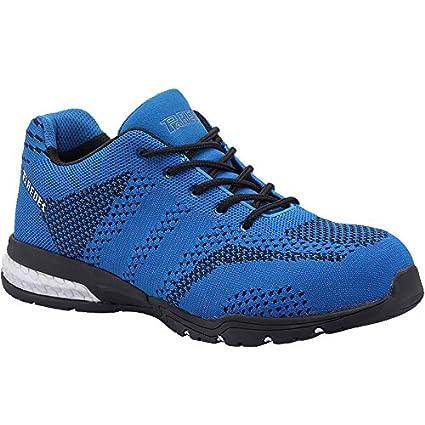 Paredes SPRO+ MONACO AZUL PAREDES SP5040-AZ/43 - Zapatilla deportiva seguridad azul,