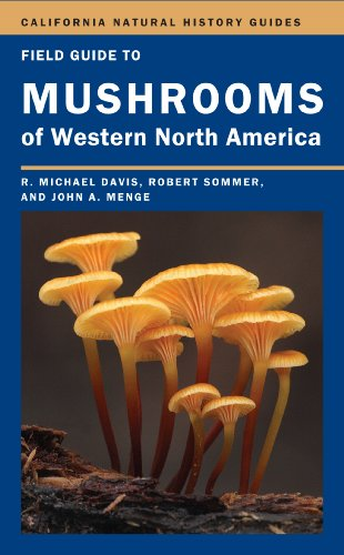 Field Guide To Mushrooms Of Western North America (California Natural  History Guides) By [