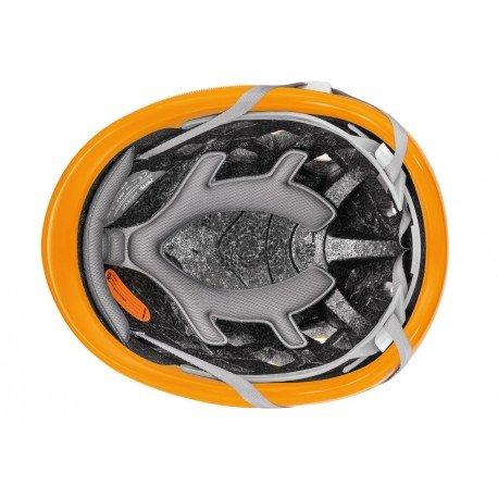 PETZL - Meteor, Lightweight and Versatile Helmet, Size 2, Orange