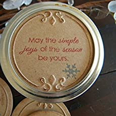 Mason Jar Wedding Labels Favor Gift Ideas Canning Stickers Happily Ever After Tags Christmas Gifts 2018