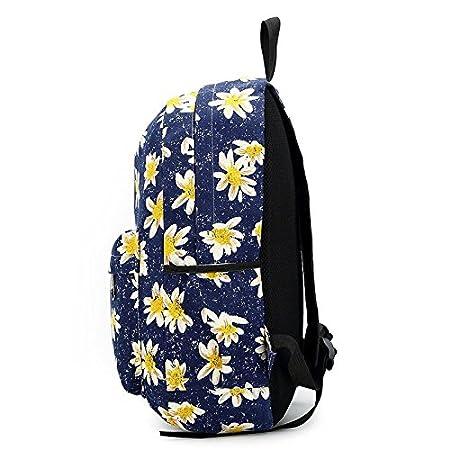 Amazon.com : 1pc Graffiti Printing Backpacks School Youth ...