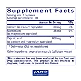 Pure Encapsulations - Caprylic Acid - Gradual