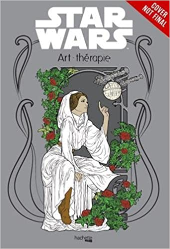 amazoncom art of coloring star wars 100 images to inspire creativity and relaxation art therapy 9781484757383 catherine saunier talec anne vallet - Star Wars Coloring Books