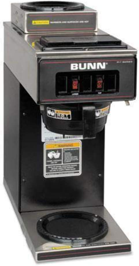 Amazon.com: BUNN Two-Station Commercial Pour-O-Matic Coffee ...