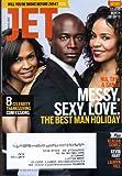 Jet Magazine November 25 2013 Nia Long, Taye Diggs & Sanaa Lathan Cover,
