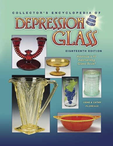 Collector's Encyclopedia of Depression Glass PDF
