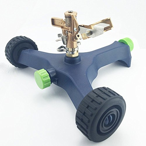 A5015 Brass Impact Sprinkler Plastic