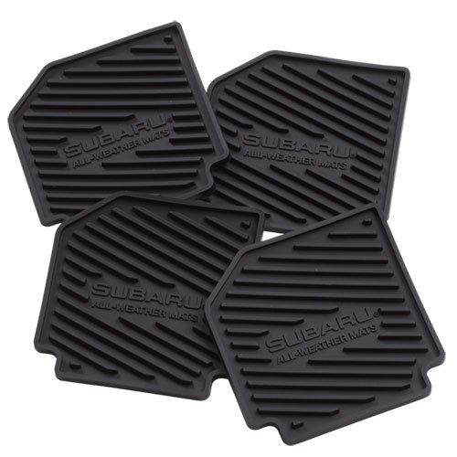 subaru-floor-mat-coasters