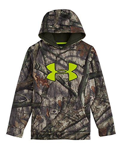 UA Boys Armour Fleece Scent Control Hoodie by Under Armour