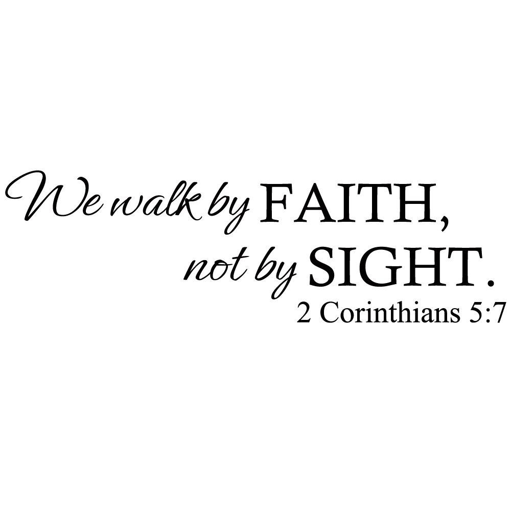 Amazon We Walk By FaithNot Sight 2 Corinthians 57