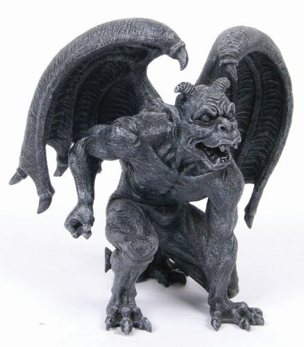 Private Label Evil Winged Devil Gargoyle Statue