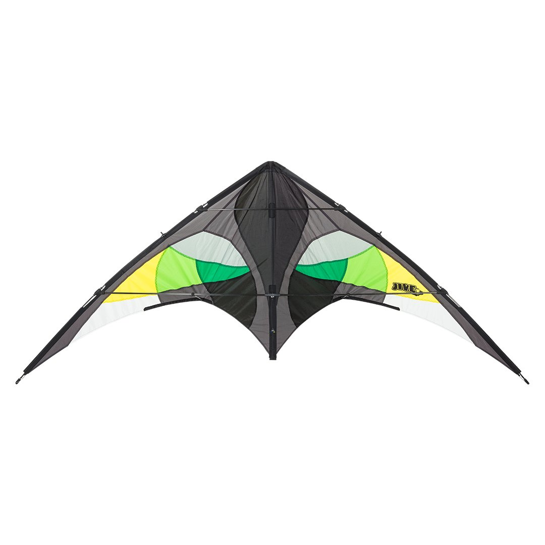 HQ Kites and Designs Jive III Citrus by HQ Kites and Designs