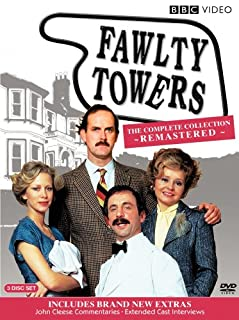 Fawlty Towers: The Complete Collection Remastered (B002LFPAUC) | Amazon Products