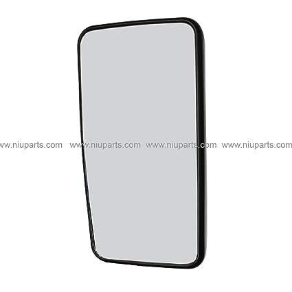 Amazon com: Rear View Main Door Mirror Black NOT Heated NO Power