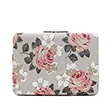 Canvaslife Pink Rose Patten Laptop Sleeve 14 inch