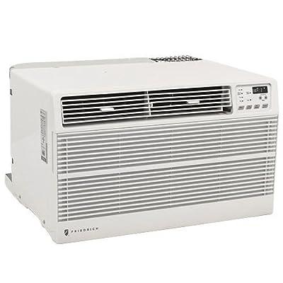 Friedrich US12D30C 11500 BTU 208/230V Through the Wall Air Conditioner with Prog,