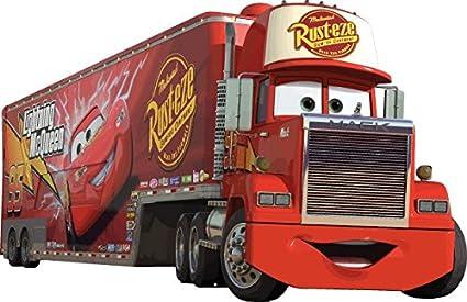 Vellidte Amazon.com: MACK Truck CARS Disney Decal WALL STICKER Home Decor SO-42