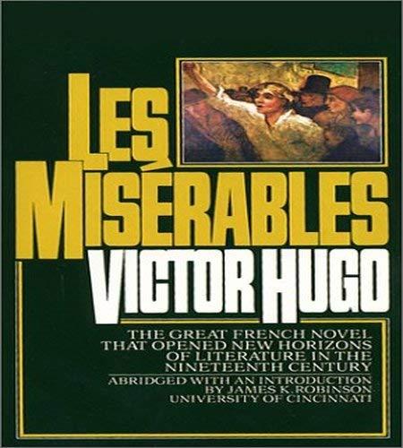 Les Misérables: A Novel - Les Miserables Books