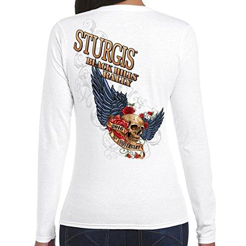 Long Sleeve Biker Shirt - 6