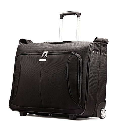 Samsonite Aspire Xlite Wheeled Garment Bag, Black by Samsonite