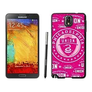 Philadelphia Union 09 Black Best Buy Customized Design Samsung Galaxy Note 3 Case